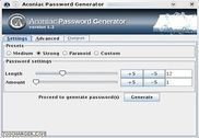 Aconiac Password Generator Utilitaires