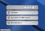 Task List Bureautique