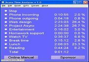 Asynx Time Analyzer Bureautique
