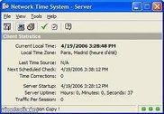 Network Time System Bureautique