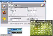 Desktop Tray Clock Bureautique
