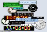 Ultimate Screen Clock Bureautique