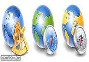 Globe Icons Personnalisation de l'ordinateur