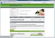 Signature HTML pour GMail Informatique