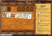 Hardwood Solitaire III Jeux