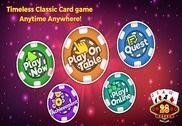 28 Card Game - Offline Jeux