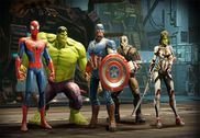 Marvel Strike Force Android Jeux