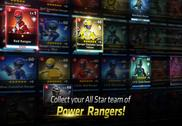 Power Rangers : All Stars Android  Jeux