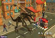 Alien Simulator Jeux