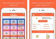 Pokedex Free for Pokemon Go iOS Jeux
