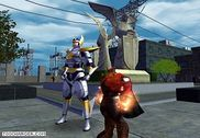 City of Heroes Jeux