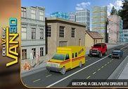 Delivery Van 3D Jeux