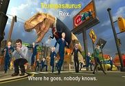 Trumpasaurus Rex - Trump Dino Jeux