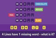 4 Lines 1 Word Jeux