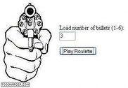 Russian Roulette Javascript