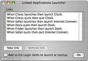Linked Applications Launcher Utilitaires