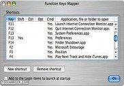 Function Keys Mapper Utilitaires