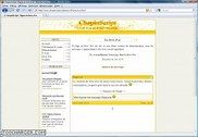 Chopin livre d'or PHP