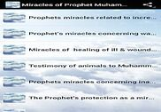 Miracles of Prophet Muhammad Education