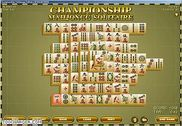 Championship Mahjongg Solitaire Jeux