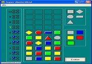 Mastermind couleurs et formes Jeux