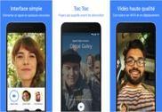 Google Duo iOS Internet