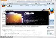 Mozilla Firefox 45 Developer Edition (Aurora) Internet
