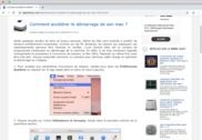 Chromium MAC Internet