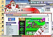 Browser Papa Noël Internet