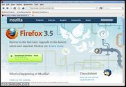 Mozilla Firefox 6 beta Internet