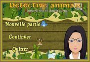 Détective animals