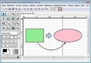 Dia Diagram Editor Bureautique