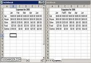 Spreadsheet Compare Bureautique