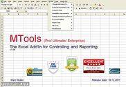 MTools Enterprise Excel Tools Bureautique