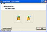 Outlook Express Backup Toolbox Internet