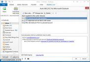 Auto BCC/CC for Microsoft Outlook Internet