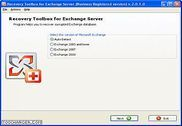 Recovery Toolbox for Exchange Server Internet