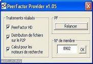 PeerFactor Provider Internet