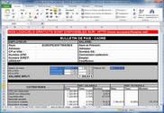 Modèles de fiches de paie cadre et non cadre