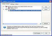 Taskbar Control Personnalisation de l'ordinateur