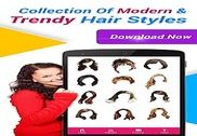 Women Hair Style Photo Editor Multimédia