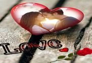 Valentine day photo Editor Multimédia