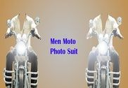 Men Moto Photo Suit 2017 Multimédia
