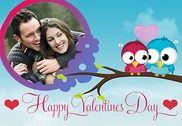 2017 Valentine's day frames Multimédia