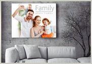 Cadre Photo De Famille Multimédia