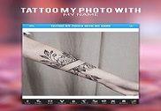 Tattoo My Photo with My Name Multimédia