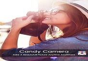 Candy Camera /Sweet Selfie Pic Multimédia