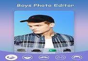 Boy Photo Editor : Man Mustache , Hair Style Multimédia