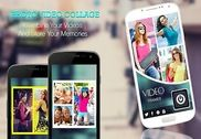 Collage vidéo: Photo Video Collage Maker + Music Multimédia