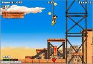 Crazy Chicken - The Winged Pharaoh Jeux